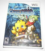 Final Fantasy Fables Chocobos Dungeon Wii. 24$.