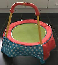 Chad Valley Toddler Trampoline rrp £29.99. Excellent condition, used twice. Indoor and Outdoor.
