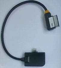 Genuine Audi/VW AMI Cable for Apple