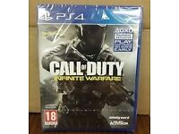 Call of Duty: Infinite Warfare (PS4) BRAND NEW AND SEALED!!