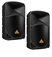 HIRE 1000w  Quality WIFI   speakers from $49 Or 2 for $89!