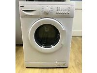 Beko WMB51021 5kg 1000 Spin White A+ Rated Washing Machine 1 YEAR GUARANTEE FREE FITTING