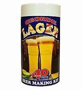 Home Brew Lager