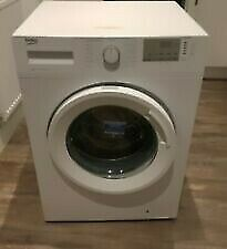 12 Beko WTG841B2W 8kg 1400Spin White LCD A+++ Rated Washing Machine 1YEAR WARRANTY FREE DEL N FIT