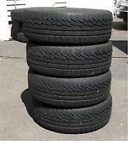 225/45R18 Set of 4 Michelin Used (inst.bal.incl) 70% tread left