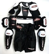 Boys hockey gear