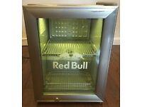 Red Bull mini fridge, works perfectly