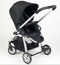 Icandy Cherry Pushchair and Carrycot with Car Seat