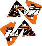 KTM Sticker Kit