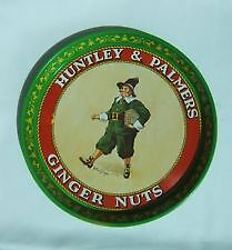 Huntley & Palmers Ginger Nuts Tray