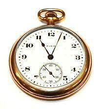Elgin Gold Pocket Watch Ebay