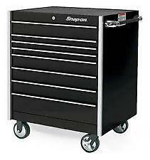 Snap On Black Tool Boxs