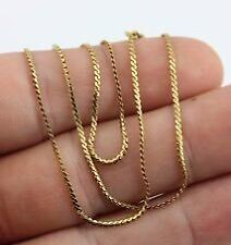 Want to buy: gold c-chain (also called a serpentine chain)