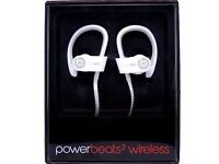 Dr dre powerbeats 2 wireless (sealed in box)