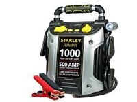 Wanted car battery booster pack jump starter