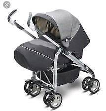 Silver Cross 3D Pram/Pushchair