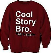 Cool Story Bro Jumper Toy Story