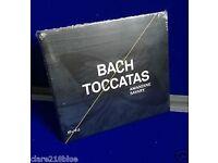 Bach- Toccatas- *CD* (ORIGINAL)