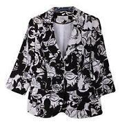 Womens Linen Jacket