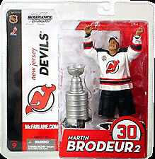 Mcfarlane NHL Series 9  Martin Brodeur with Cup at JJ Sports