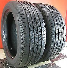 295/40R21 set of 2 Continental Used (inst.bal.incl) 65% tread left