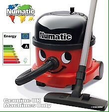 Numatic hoover cleaner