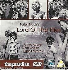 Lord Of The Flies DVD Promo The Guardian Peter Brook James Aubrey