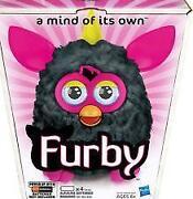Black Furby