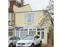Freehold 2 bedroom flat for sale with development opportunity