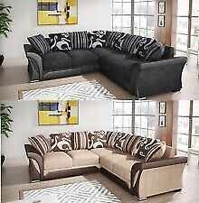🌞CHEAPEST SALE🌞BRAND NEW SHANNON CORNER SOFA AND 3+2 SEATER SOFA IN STOCK..🚛🌞