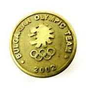 2002 Olympic Pins