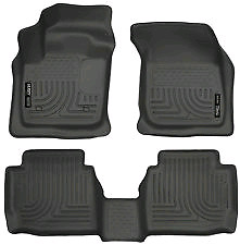 16 Ford Fusion WeatherTech mats