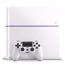 LOOKING TO TRADE MY PS4