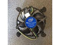 intel stock lga 1150 cpu cooler used