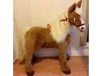 Furreal Lifesize Butterscotch interactive Pony