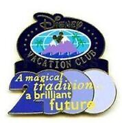 Disney Vacation Club Pins
