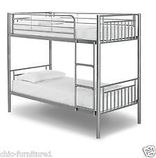 Special Offer Brand New Metal Bunk bed can Split into two Single beds for sale
