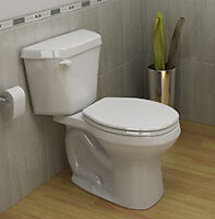 FREE Crane branded white toilet - pick up this afternoon