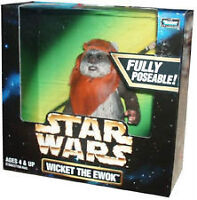 Star Wars Collectors  WICKET THE EWOK Mint
