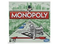 Original Monopoly for sale ( used once )