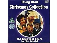 Greatest Store In The World DVD Promo The Daily Mail Rare Brian Blessed