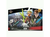 !! JOB LOT TAKE ALL DEAL FOR RESALE OPPORTUNITY DISNEY INFINITY STAR WARS, TWILIGHT OF THE REPUBLIC
