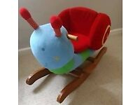 Mamas and Papas Stanley Snail Rocker