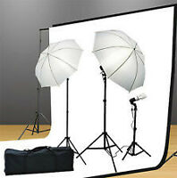 Photography Lighting Starter Kit