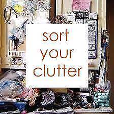 I'll Sort It!! Cleaning and General Organisation