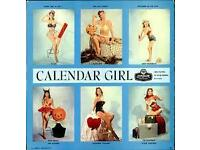 Calendar Girl - FREE PHOTOSHOOT