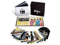 beatles box set vinyls