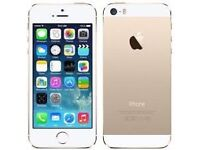 Apple iPhone 5s Factory unlocked, 4G and Good Conditions