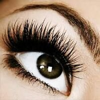 Eyelash Extensions!! 75$ Full Set