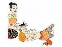 Mobile call Thai massage